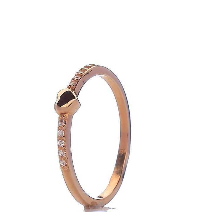 Auksinis žiedas 00560 - Auksiniai žiedai - Goldinga