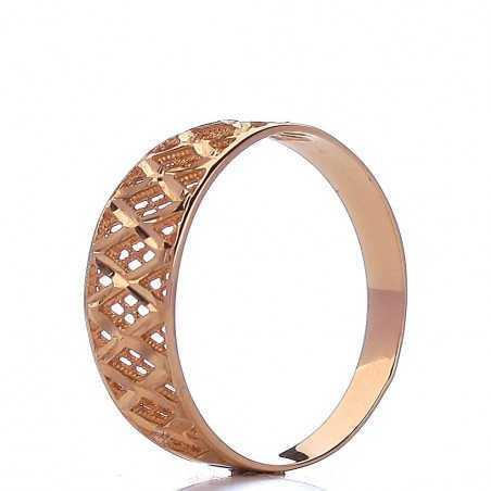 Auksinis žiedas 00482 - Auksiniai žiedai - Goldinga