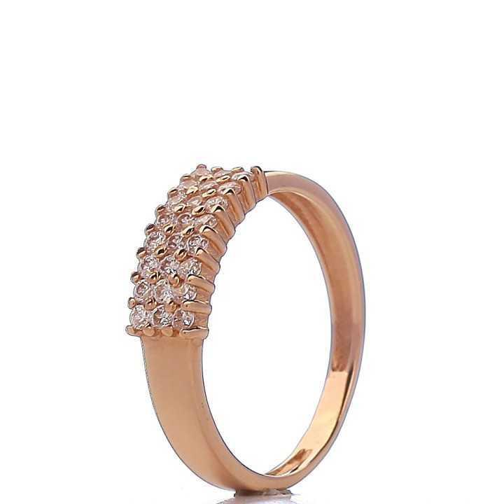Auksinis žiedas 00396