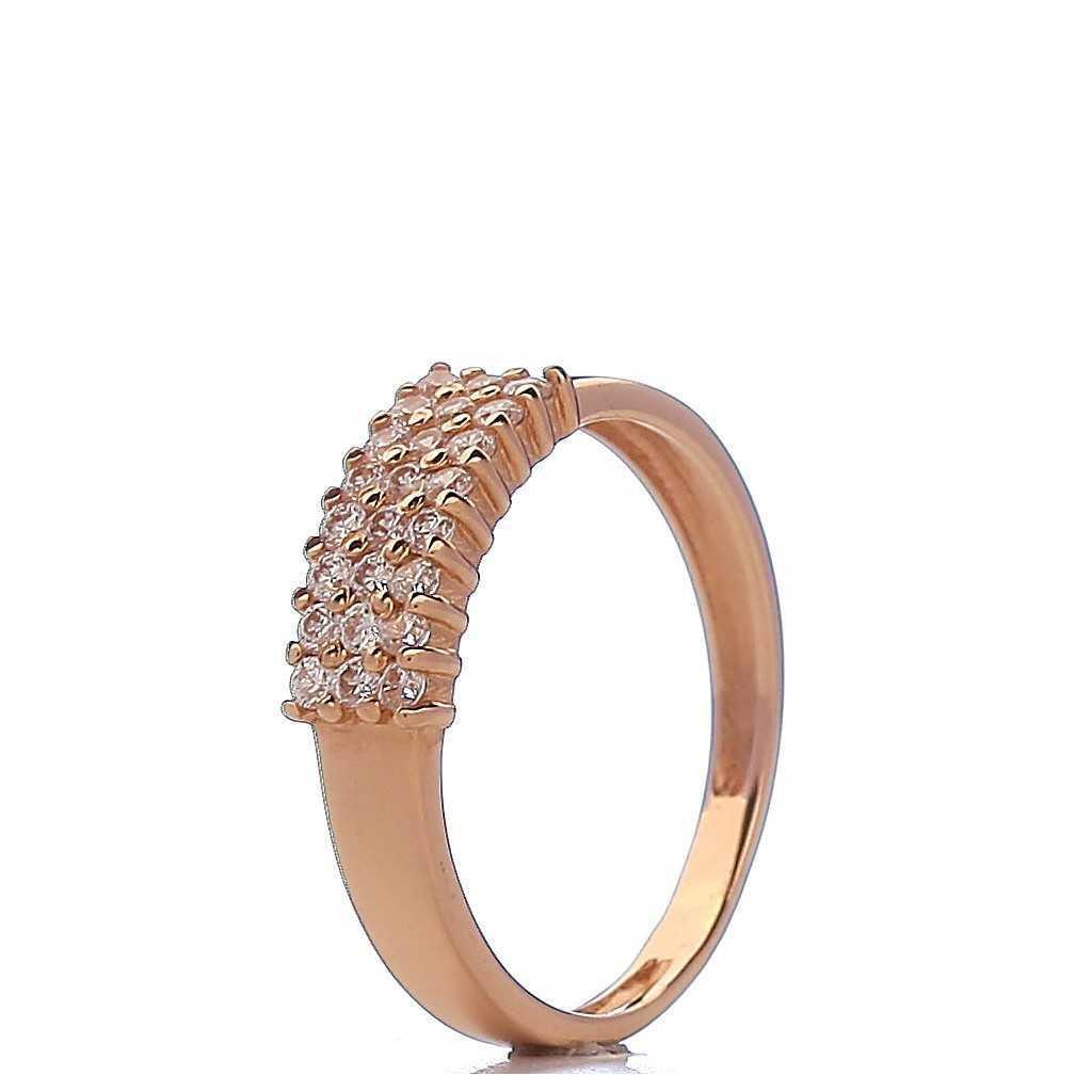 Auksinis žiedas 00396 - Auksiniai žiedai - Goldinga