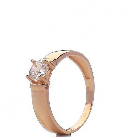 Auksinis žiedas 00553 - Auksiniai žiedai - Goldinga